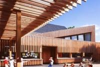 groupe scolaire du centre à Illkirch Bâtiment