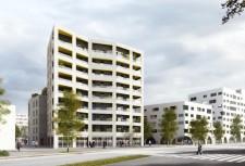 Construction de 31 Logements à la Zac Danube Ilot A1