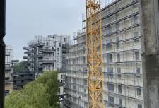 CONSTRUCTION DE LOGEMENTS - ILOT BOIS
