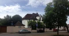 Restructuration et mise aux normes du Pavillon de la Robertsau à Strasbourg