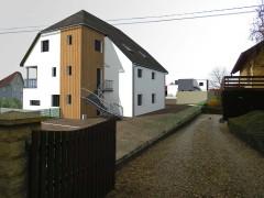 Construction de 10 Logements pour Habitation Moderne à Eschau