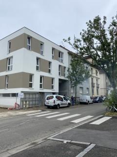 CONSTRUCTION DE 15 LOGEMENTS - SCHILTIGHEIM